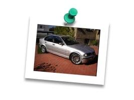 BMW, auf den ich jetzt verzichte