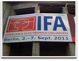 IFA 2011 in Berlin