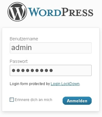 Massen-Wordpress-Installation