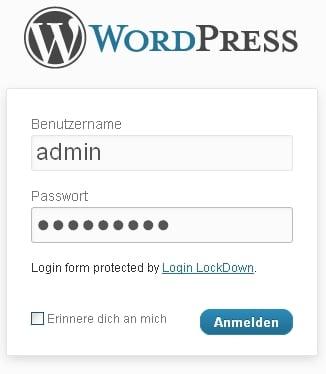 Massen-Wordpress-Installation