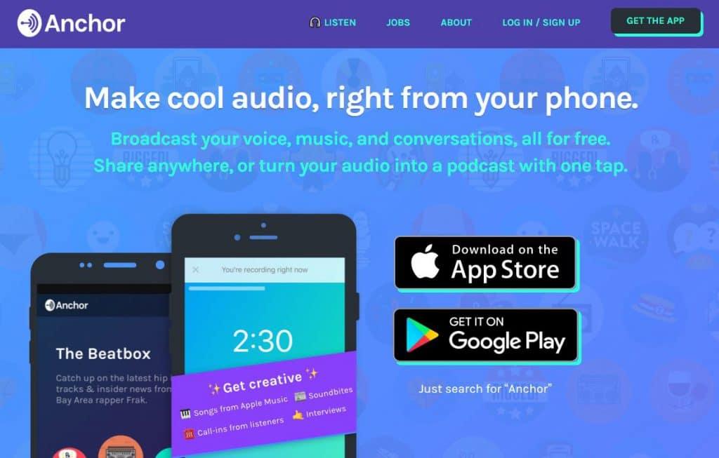 Anchor.fm - dein eigenes Radio und Micro-Podcasting