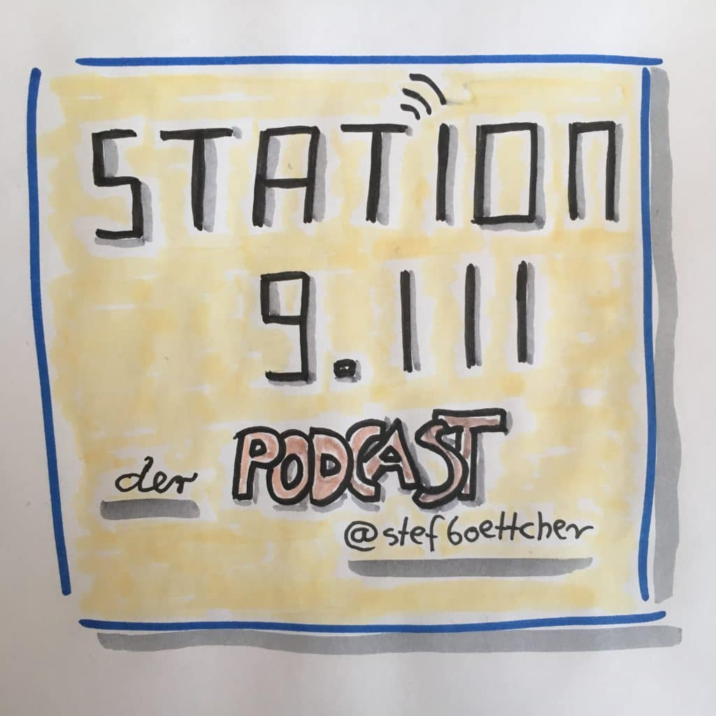 Station 9.111 als Podcast auf Anchor.fm