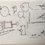 Sketchnote: Flipchart-Design 7