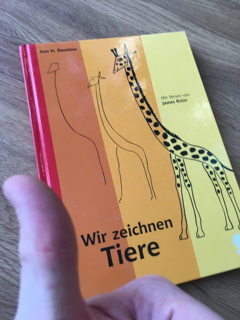 Wir zeichnen Tiere - ein Buch nicht nur für Kinder